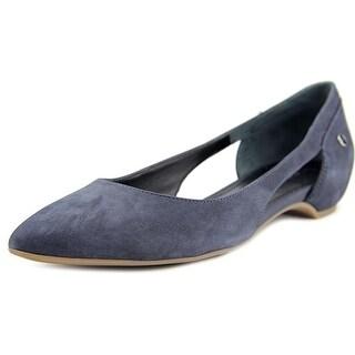 Franco Sarto Lezena Women Pointed Toe Leather Flats