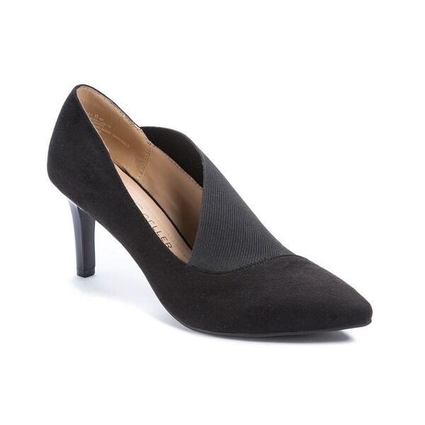 Andrew Geller Tucket Women's Heels Black