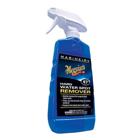 Meguiar's #47 Hard Water Spot Remover - 16oz