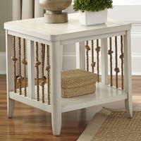Buy Nautical Coastal Coffee Console Sofa End Tables Online At Overstock Our Best Living Room Furniture Deals