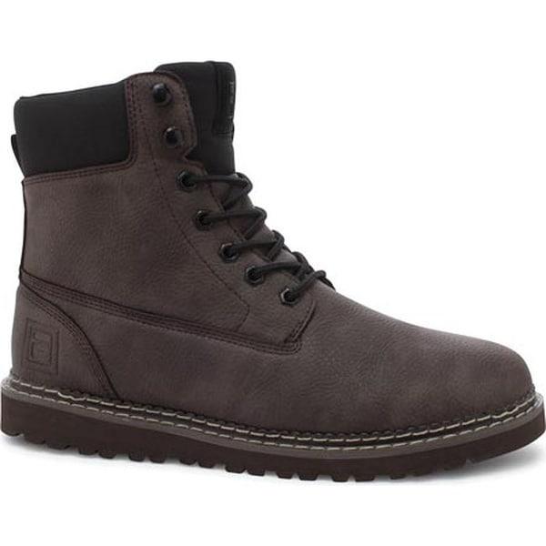 Fila Men's Madison Boot Espresso/Black