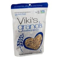 Viki's Granola Blueberry Almond - Case of 6 - 12 oz.