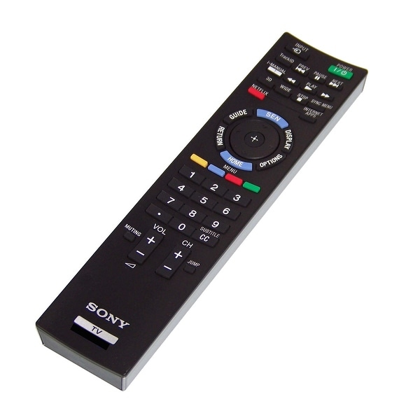 OEM Sony Remote Originally Shipped With: XBR-84X900, XBR84X900