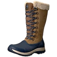 Muck Womens Women's Arctic Apres Lace Tall Boot