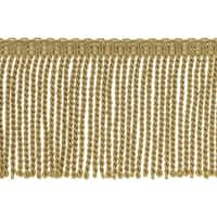 "Bullion Fringe 3""X9yd-Antique"