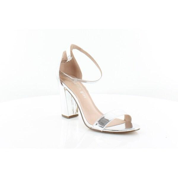 e2673f61fe5 Shop Madden Girl Beella Women's Heels Silver Metal - 6.5 - Free ...