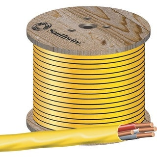 Southwire 250 12-3 Nmw/G Wire