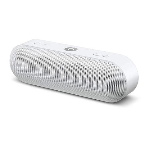 Pill Plus Bluetooth Speaker White