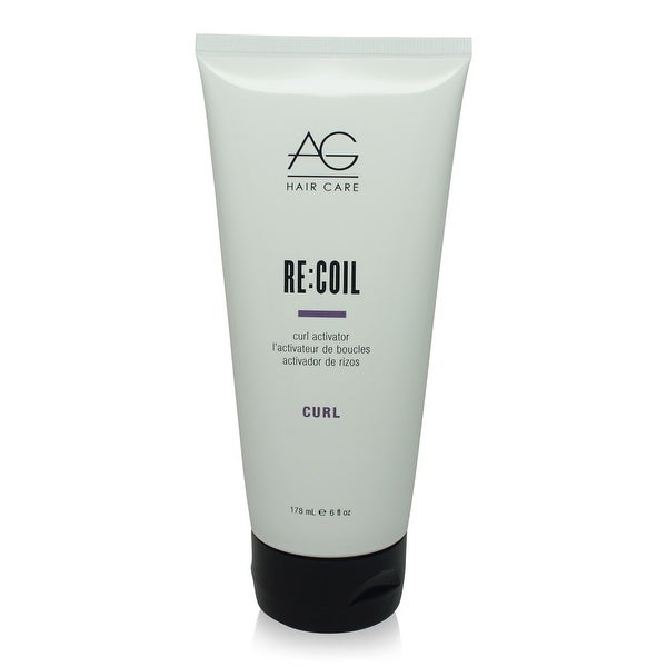AG Hair Recoil Curl Activator 6 Oz