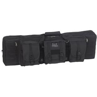Bulldog dbt4037b bulldog 37 single tactical cs 3 large access pockets black
