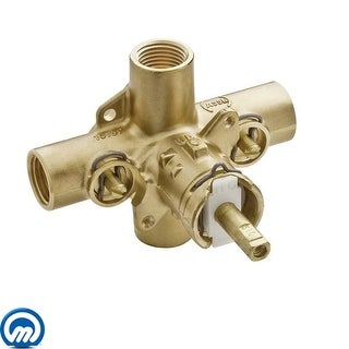 "Moen 2590  1/2"" IPS Posi-Temp Pressure Balancing Rough-In Valve (With Stops)"