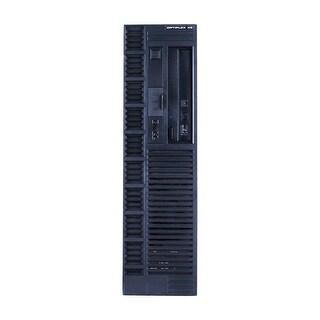 Dell Optiplex XE Desktop Computer Intel Core 2 Duo E7400 2.8G 8GB DDR3 1TB Windows 10 Pro 1 Year Warranty (Refurbished) - Black