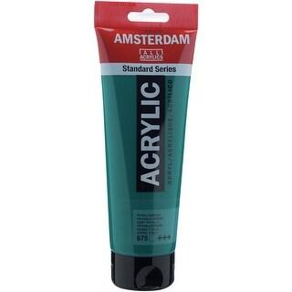 Amsterdam Standard Acrylic Paint 250Ml-Phthalo Green