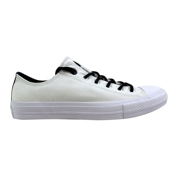 6d5f8f01e45 Converse Chuck Taylor All Star II 2 Ox White Obsidian-Gum 153537C Men  .  Click to Zoom