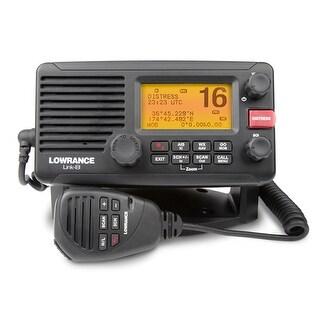 Lowrance 000-10789-001 Link-8 VHF Radio Class D DSC w/AIS and NMEA 2000