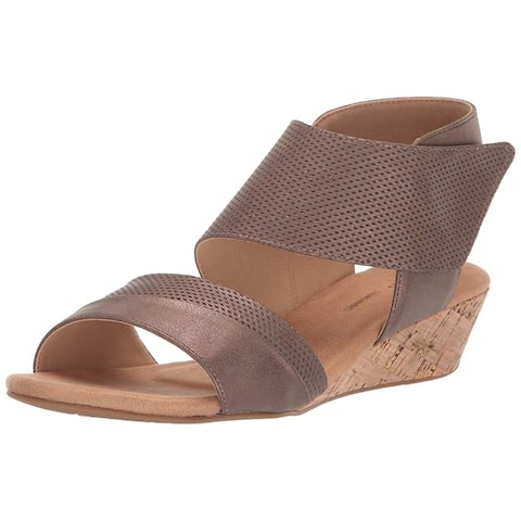Rockport Womens Calia rockport Open Toe Casual Ankle Strap Sandals - 8
