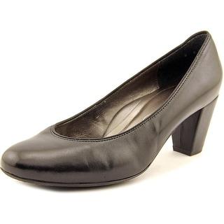 Ara PARIS Round Toe Leather Heels