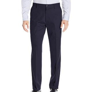 Link to Dockers Mens Dress Pants Navy Blue Size 40x29 Khakis Classic Stretch Similar Items in Big & Tall