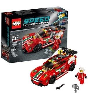 LEGO Speed Champions Italia GT2 153-Piece Building Set