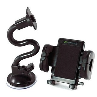 Bracketron PHW-203-BL-TomTom Mobile Grip-IT Windshield Mount
