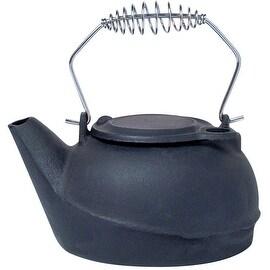 Panacea 15321 Cast Iron Kettle Humidifier, 2.5 Quarts, Black