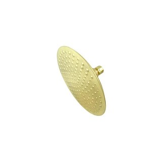 "Elements Of Design DK1362 7-3/4"" Brass Rain Shower Head with 139 Jets and 1/2"" IPS Inlet from the Bostonian Collection"