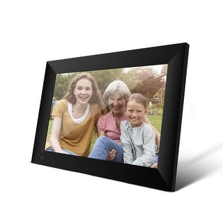 Link to 10.1 Inch 16GB Smart WiFi Cloud Digital Picture Frame with LCD Panel Similar Items in Camcorders