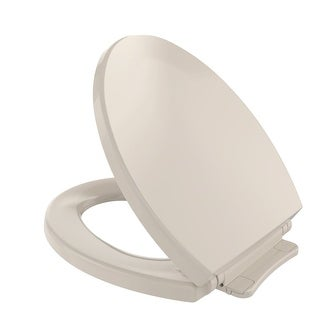 Toto SS113 SoftClose Round Closed-Front Toilet Seat and Lid