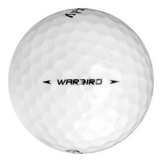36 Callaway Warbird - Near Mint (AAAA) Grade - Recycled (Used) Golf Balls