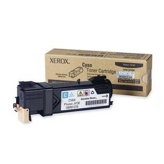 Xerox 106R01278 Xerox Cyan Toner Cartridge - Cyan - Laser - 1900 Page - 1 Each