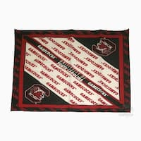 South Carolina Gamecocks Square Bandana