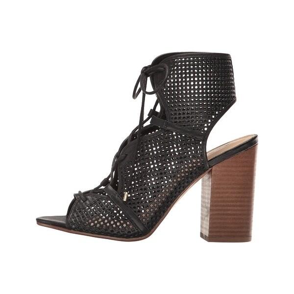 Aldo Womens alicya Open Toe Ankle Strap Classic Pumps - 11