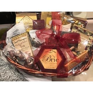 Golfer's Delight Gourmet Golf Gift Basket