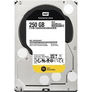 WD WD2503ABYZ WD RE WD2503ABYZ 250 GB 3.5 Inch Internal Hard Drive - SATA - 7200 - 64 MB Buffer