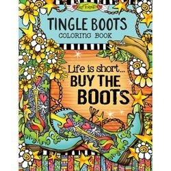 Tingle Boots - Design Originals