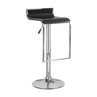 Bromi Design BF2640 Hudson Adjustable Height Swivel Bar Stool
