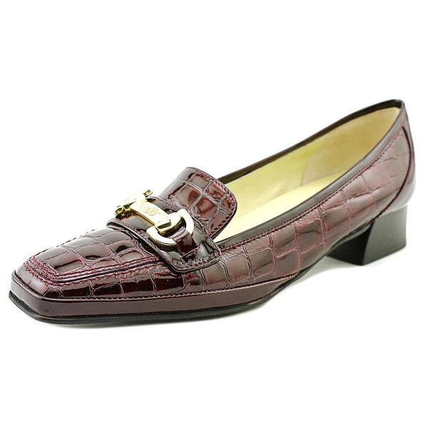 Amalfi By Rangoni Malta Women N/S Round Toe Leather Loafer