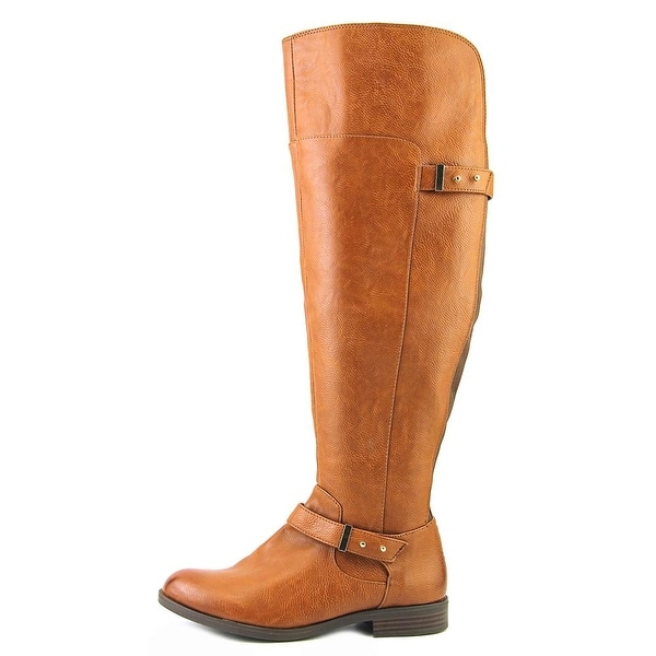 Bar III Womens Daphne Closed Toe Over Knee Riding Boots