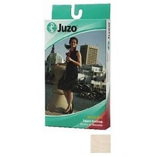 Juzo 5140AG59 2 15-20 mmHg OTC Thighs Highs Silicone - Vanilla