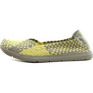Bare Traps Womens Indiana Closed Toe Slide Flats