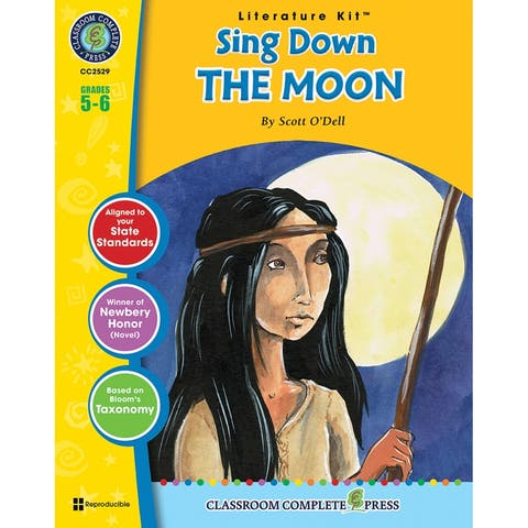 Sing Down The Moon Gr 5-6 Lit Kit