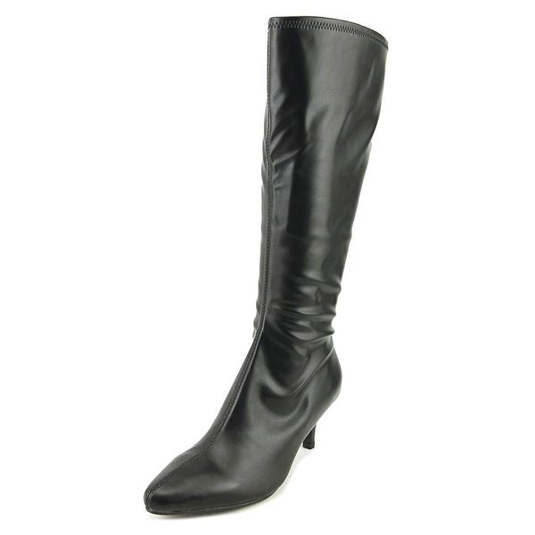 Impo Norris Too Wide Calf Black Boots