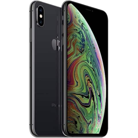 Apple iPhone XS 64GB Gray - Unlocked - Acceptable - Space Gray