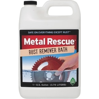 Workshop Hero Gallon Rust Remover Bath