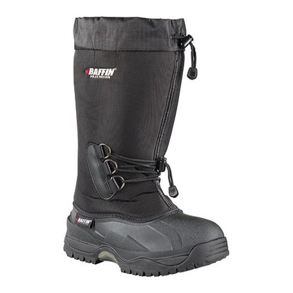 4754035a9c12 Shop Baffin Men s Vanguard Snow Boot Black - Free Shipping Today - Overstock  - 17227994
