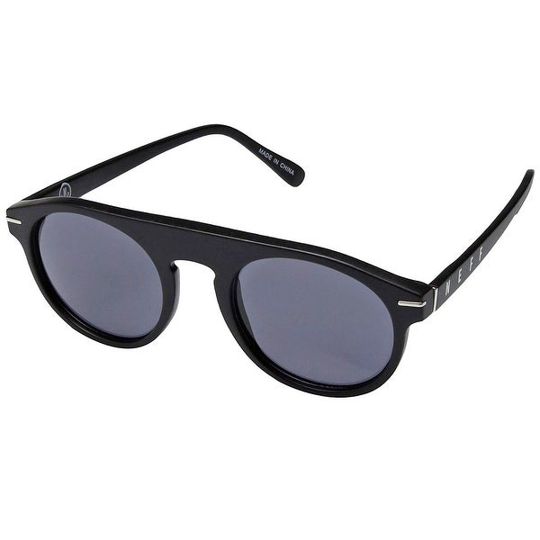 a1e23edf40f Shop Neff Men s Post Matte Black Shades Sunglasses - One Size Fits Most -  Free Shipping On Orders Over  45 - Overstock.com - 27193629