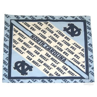 North Carolina Tarheels Square Bandana