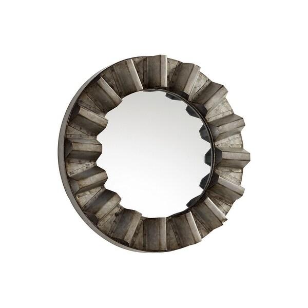 """Shop Cyan Design 10395 Argos 11-3/4"""" Circular Flat Iron"""