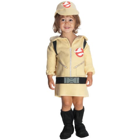 Rubies Ghostbusters Girl Infant/Toddler Costume