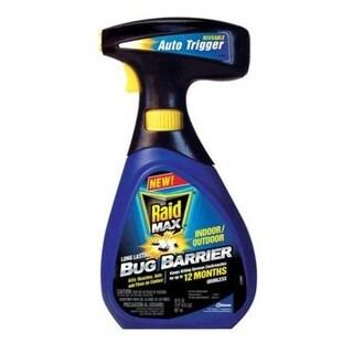 Raid Max 71108 Bug Barrier with Auto Trigger, 30 Oz